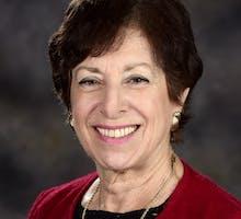 Dr. Linda Birnbaum, scientist emeritus, former director of NIEHS