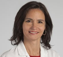 Dr. Kristin Englund helps patients manage long COVID