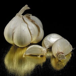 garlic and garlic cloves
