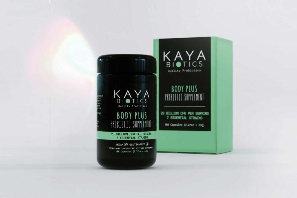 Kaya Biotics probiotics