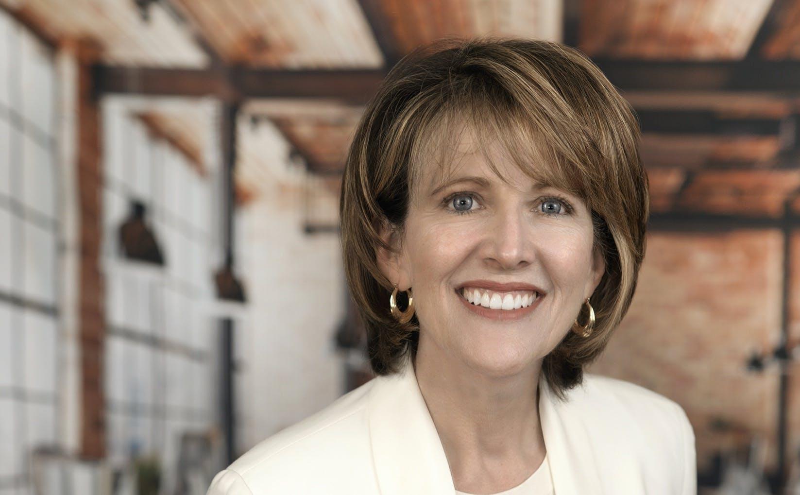 Barbara Kelley, executive director of the Hearing Loss Association of America
