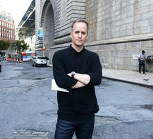 Author Marshall Allen in NYC on unscrambling unreasonable medical bills
