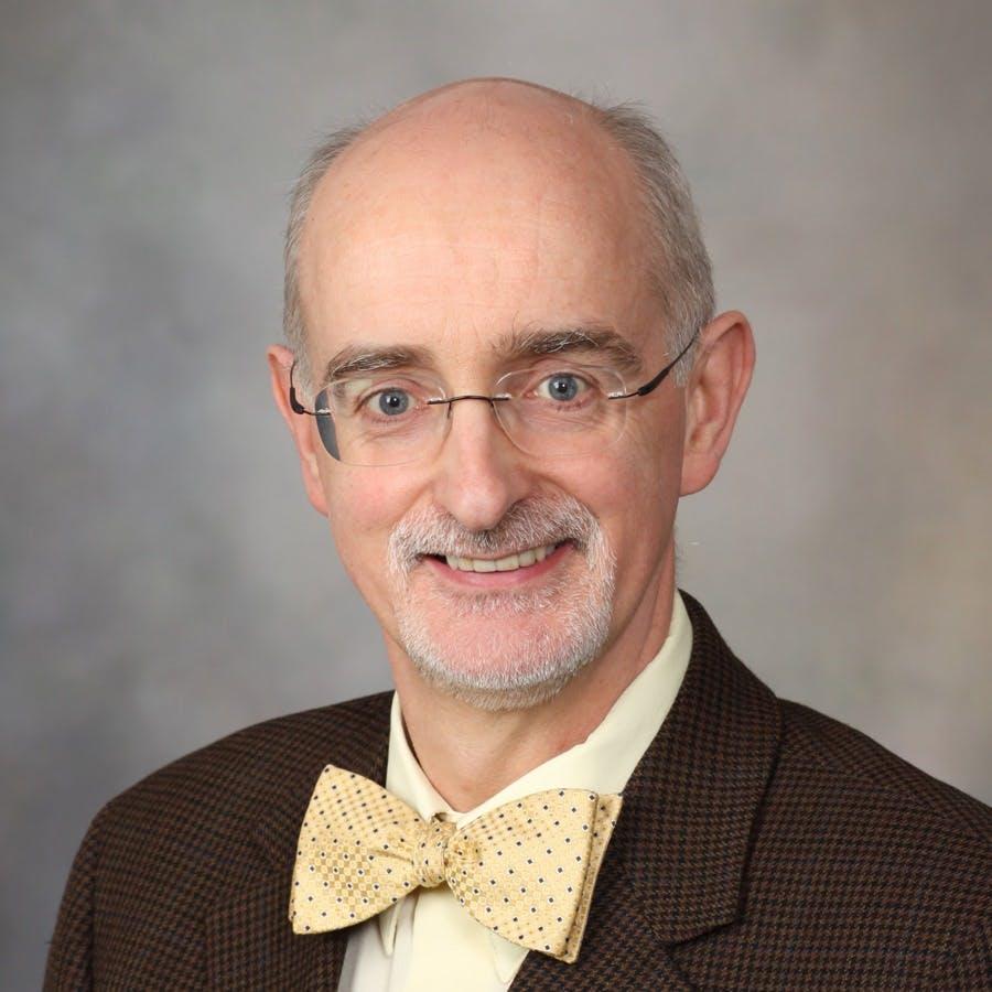 Dr. Joe Murray, Mayo Clinic gastroenterologist