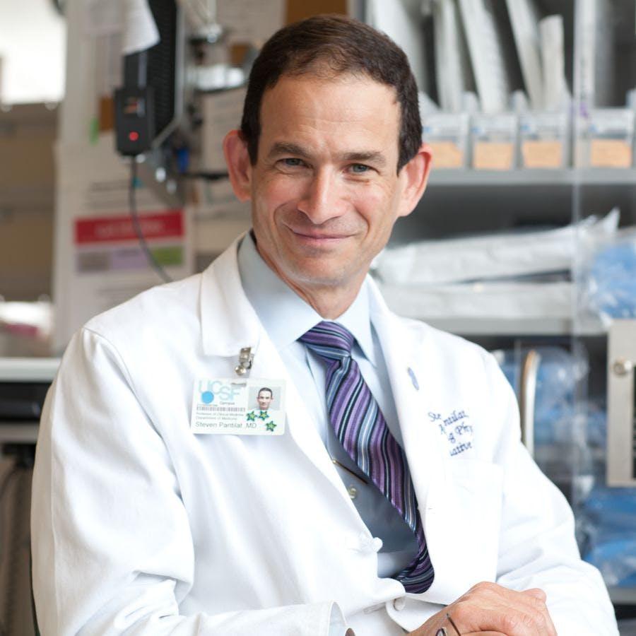 Steven Pantilat, MD, UCSF