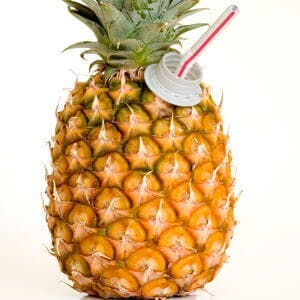 Bromelain pineapple compound ananase