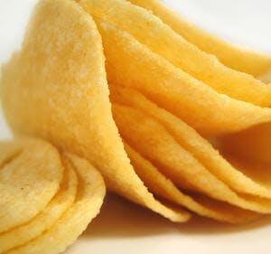 potato chips, junk food