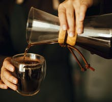 a cup of coffee made with a filter is not bad for you