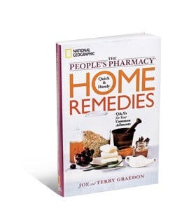 Home Remedies book shot for NGM Departments