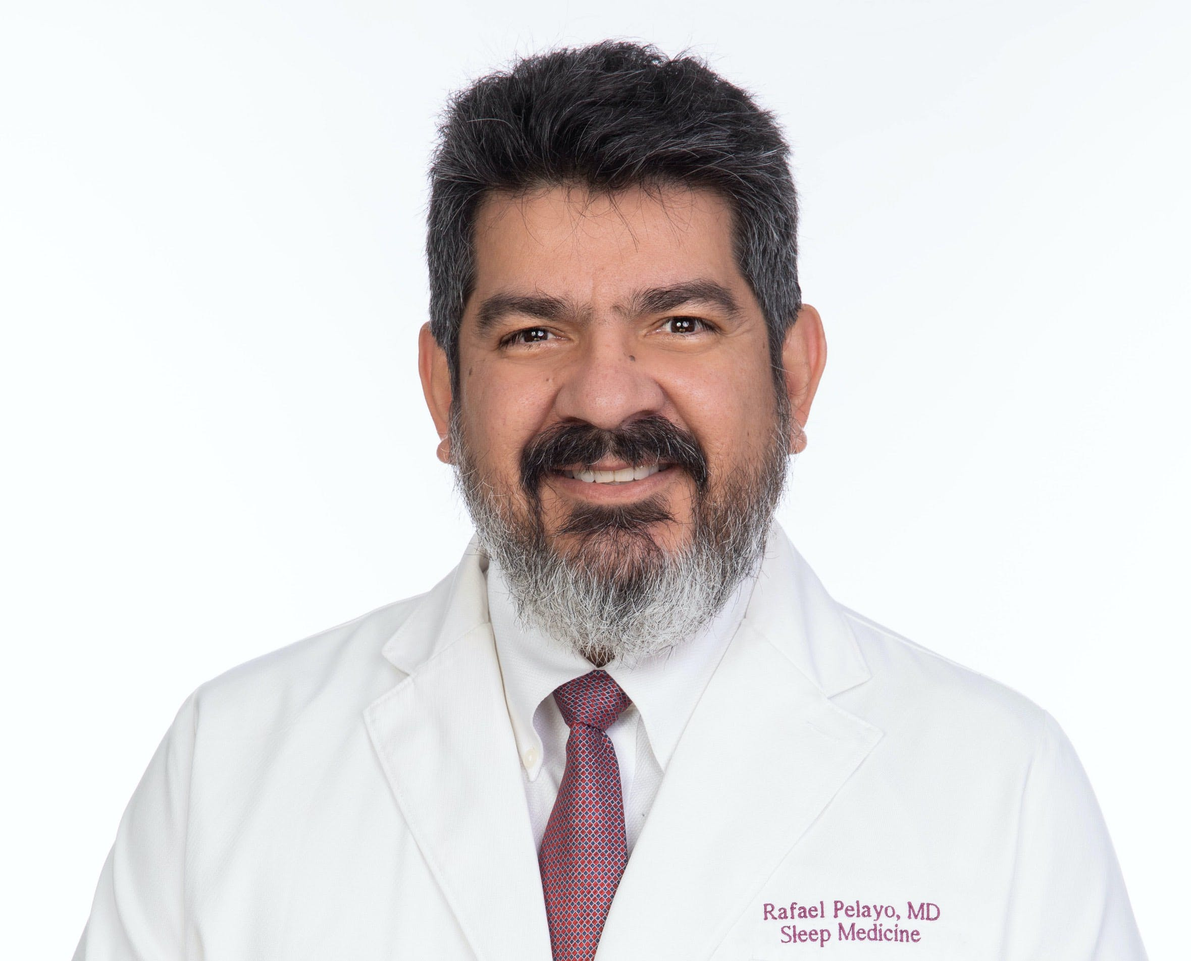 Dr. Rafael Pelayo, author of How to Sleep Photo copyright Christophe Testi
