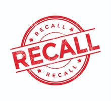Recall Stamp for FDA