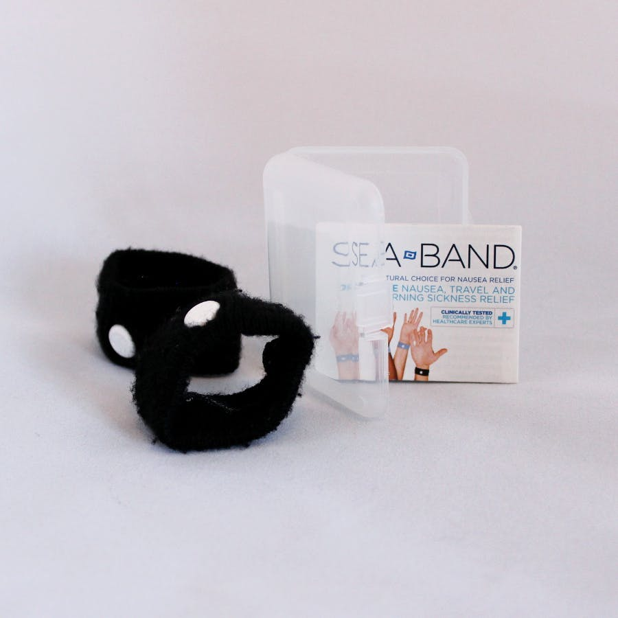Sea-band sea-bands acupressure