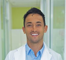 Dr. Steven LIn, author of The Dental Diet