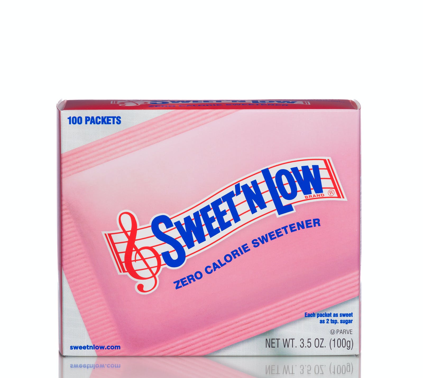 MIAMI, USA – April 21, 2015: A box of Sweet'N Low. The popular artificial sweetener is made from granulated saccharin with dextrose and cream of tartar.
