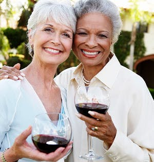 Alcohol drinking wine heart red wine friendship social connection
