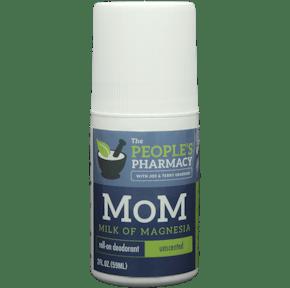 Unscented MoM deodorant