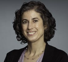 Danielle Ofri, MD, PhD, expert in medical communication, author of When We Do Harm: A Doctor Confronts Medical Error