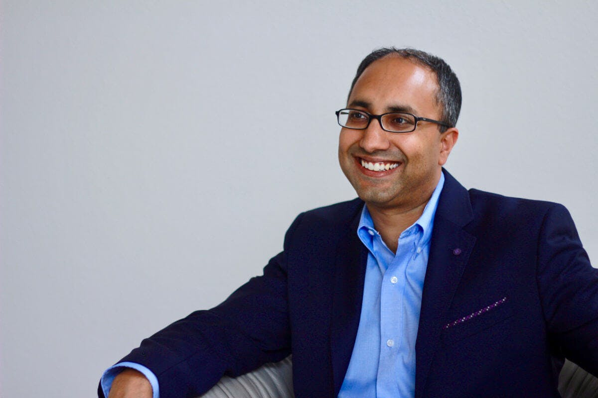 Marvin Singh, MD, founder and CEO of Precisione Clinic