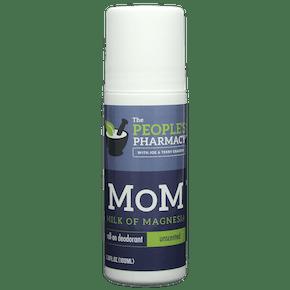 Economy size MoM deodorant