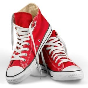 Shoe Sports Shoe Canvas Shoe Converse Isolated Canvas Sport