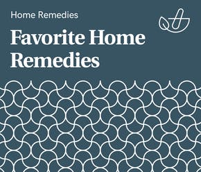 Guide to Favorite Home Remedies